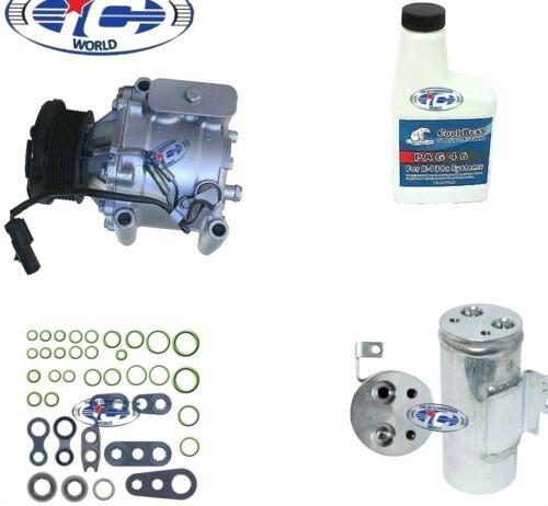 A//C Compressor Kit Fits Dodge Ram Van 1500 2500 3500 B-Series OEM TRF105 77545