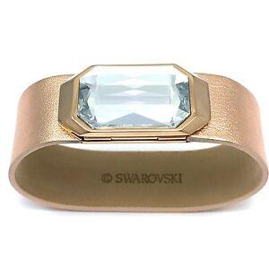 e90332204105 Detalles acerca de Pulsera De Oro Rosa supremo de Swarovski USB-entonado  Cristales Activo 8GB Talla S Y M- mostrar título original