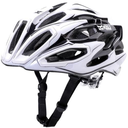 Kali Maraka RD Zone White Bike X Country Trail Enduro Helmet M/L CLOSEOUT