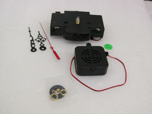 """DUAL CHIME BELL STRIKE MVMNT FOR 2214 OR 2215 HERMLE MVMT.1//4/"""" DIAL FOR MANTLE"""