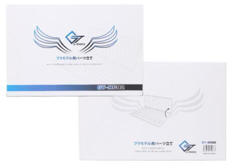 G Temple Runner Shelf For Gundam Gunpla Parts Aircraft Tank Model U.S.A SELLER