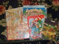 U Choose Christmas Countdown Advent Calendar Nativity Goofy Angels Mouse Family