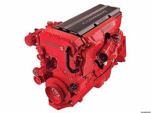 Details about mins Signature ISX QSX15 Engine Workshop Service Manual on