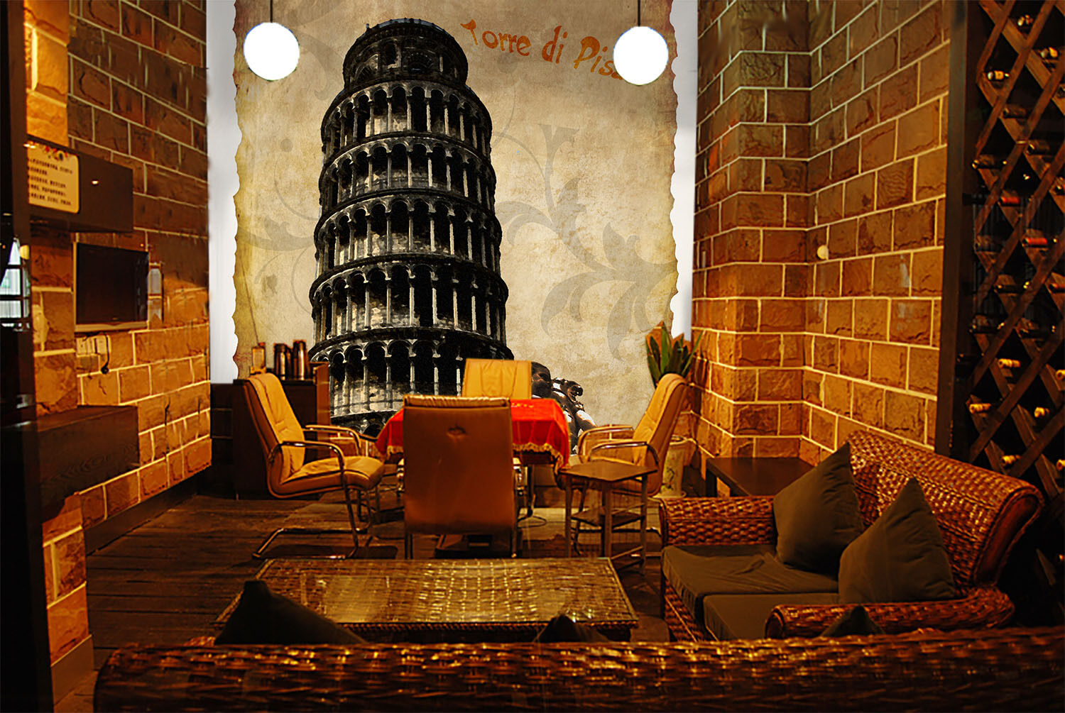3D City High Rise Paper Wall Print Wall Decal Wall Deco Indoor Murals