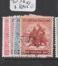 Thailand SC 304-5, 307-8 VFU (5ddd)
