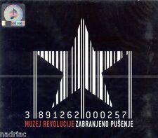 ZABRANJENO PUSENJE CD Muzej revolucije Album 2009 Cuva Bog Zelju svog sarajevo