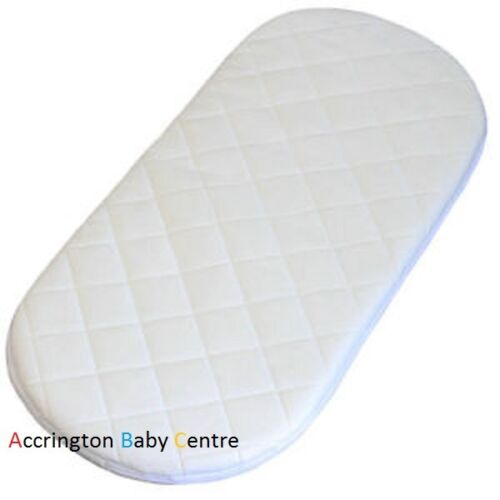 NEW QUILTED BREATHABLE MATTRESS FITS BEBECAR STYLO CLASS PRAM BODY CARRYCOT