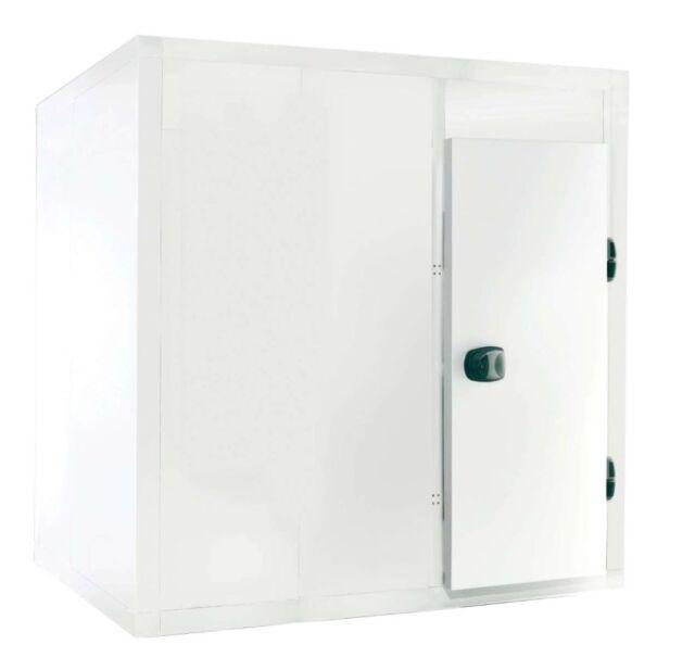 Kühlzelle Kühlhaus ALLE GRÖSSEN Kühlraum mit Edelstahlboden TOP-QUALITÄT NEU NEU