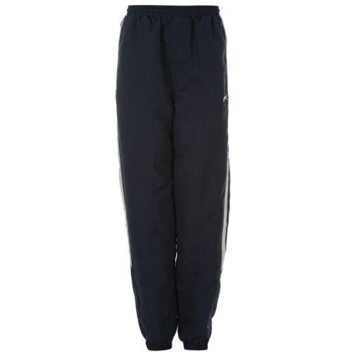 Juniors Boys Slazenger Tracksuit Bottoms Closed Hem Woven Pants Size Age 7-13