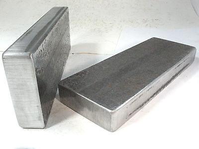 20 Ton Steel Shop Press Bed Plates 1 X 3 X 8-1/2 H-frame Arbor Bar - Finished Comodo E Facile Da Indossare