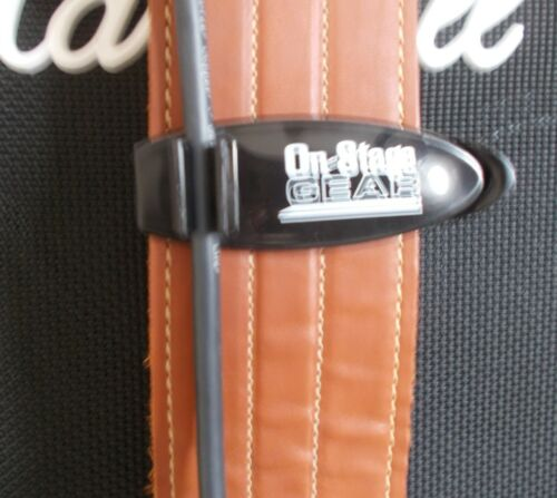 3 New On-Stage  Grip Clip Guitar Breakaway Cable Clip