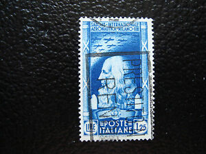 Italy-Stamp-Yvert-and-Tellier-N-367-Obl-A11-Stamp-Italy-I