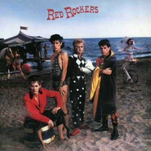 Red Rockers - Schizophrenic Circus [New CD]