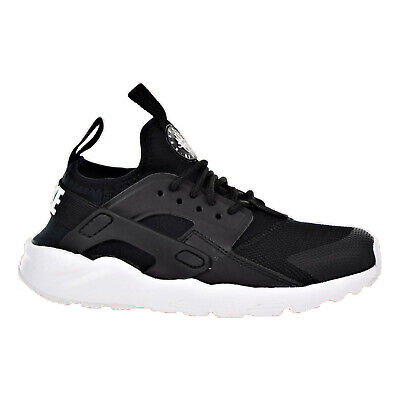 Nike Huarache Ultra Little Kid's Shoes Black-White 859593-020 | eBay