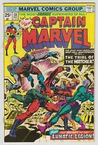 L9509-Capitan-Marvel-38-Vol-1-NM-M-Estado