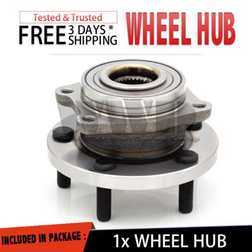 513264 Front Hub Wheel Bearing Assembly For 2008-2013 DODGE AVENGER NON ABS
