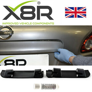 For-Nissan-Qashqai-Tailgate-Boot-Handle-Repair-Snapped-Clip-Kit-Clips-2006-2013