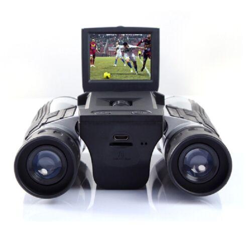 64GB FULL HD SPY CAM FERNGLAS BINOCULAR VERSTECKTE KAMERA SPYCAM SPIONAGE A121