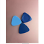thumbnail 2 - Mobile Phone Blue Triangle Plastic Pry Open Tool Samsung iPhone IPad Screen LOT