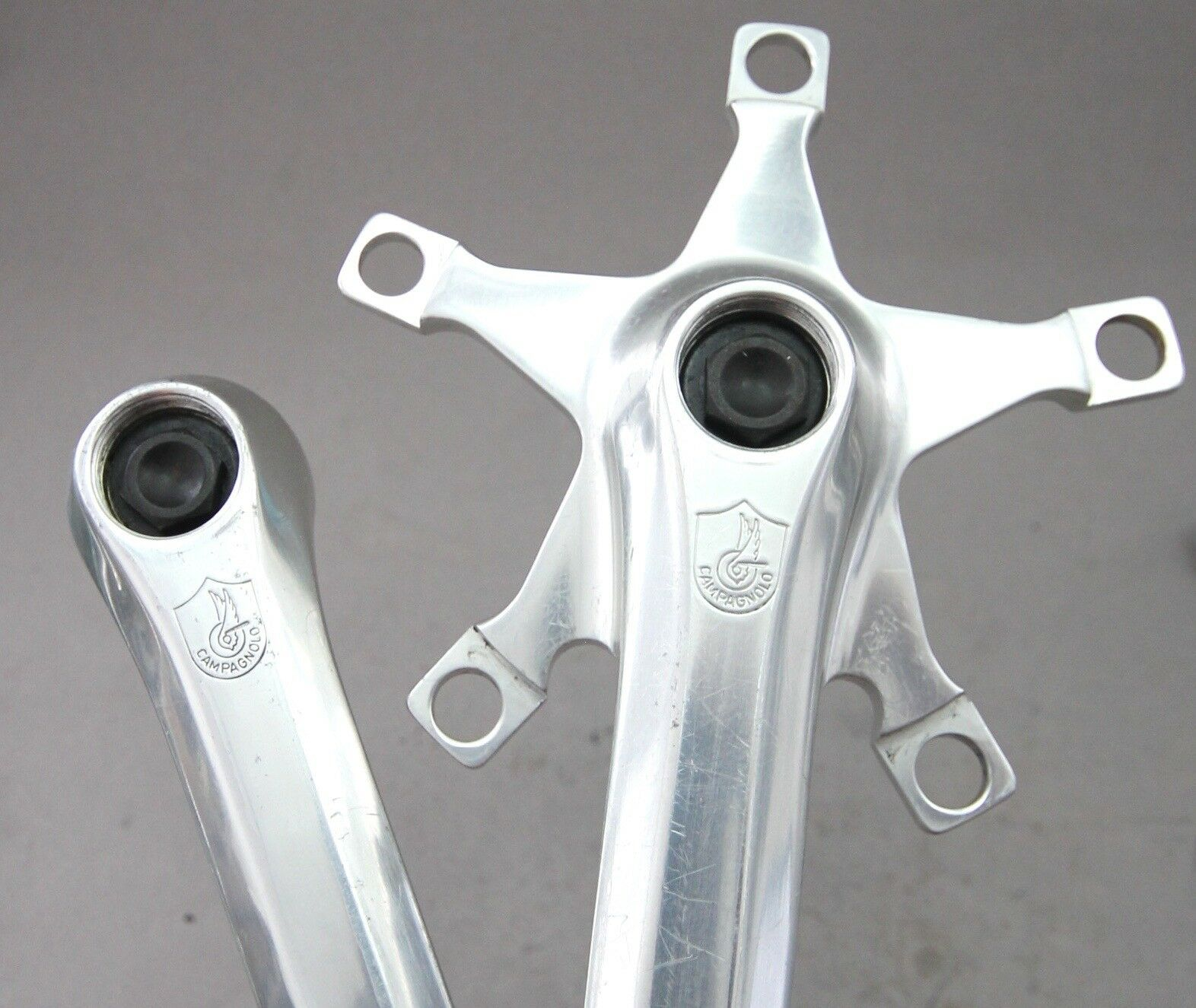 Campagnolo Triomphe Crank   170 mm    Date [31] 1987   Rennrad Victory  large selection