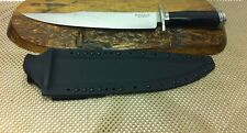 Cold Steel Knives Natchez Bowie Knife Custom Kydex Sheath ONLY SanMai & Sk5 LOOK