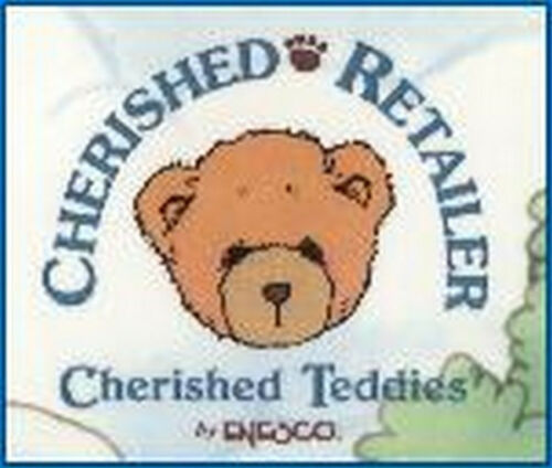 "CHERISHED TEDDIES /""REBECCA/"" 3RD ISSUE  IN THE LET HEAVEN AND NATURE SING 533912"