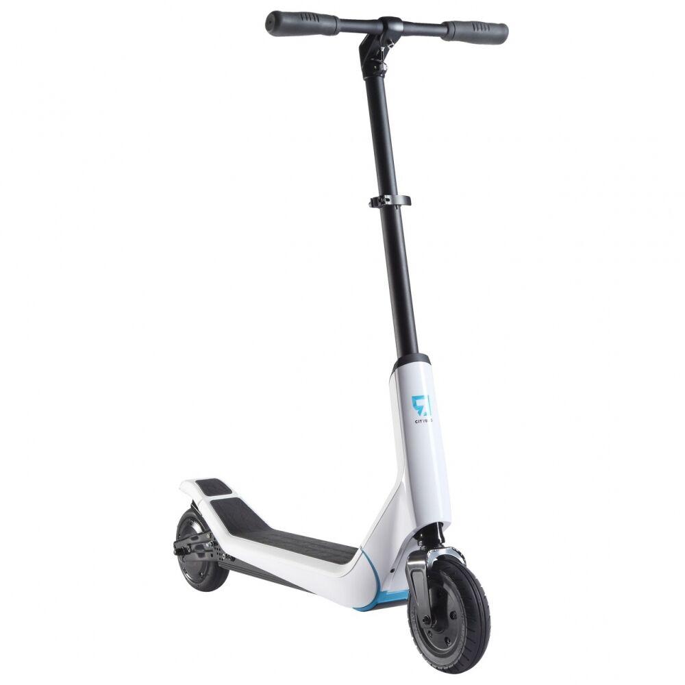 CityBug 2 Electric Motorized Leisure Commuter Scooter - White