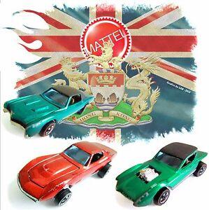 1967 'Vintage Hot Wheels Redline Modèles, de Mattel - Hong Kong