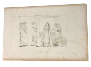 The-Iilad-Homer-Engraving-John-Flaxman-1805-Penelope-Surprised-By-the-Suitors