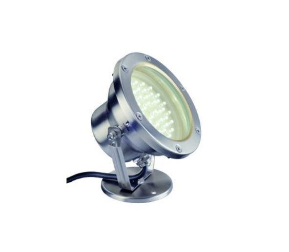 Al aire libre del LED luz de acero.