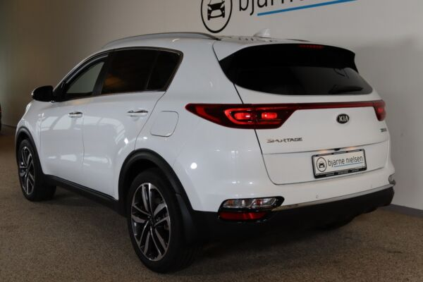 Kia Sportage 1,6 CRDi MHEV Edition DCT - billede 2