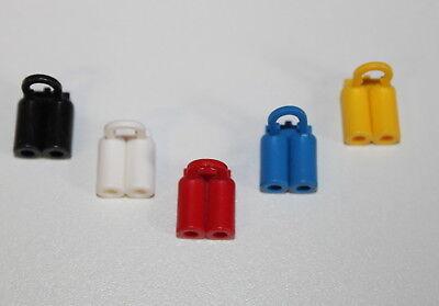 LEGO Space Airtank Sauerstoffflasche 3838 gelb 8 Stück