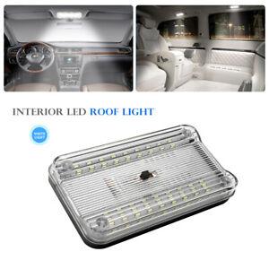 36 LED Car Interior Light Roof Dome Bulb 12V For Van Truck ...