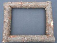Rustic Picture Frame Cedar Log Home Decor Family Photo Frames