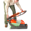 Flymo-Glider-Compact-330AX-Electric-Hover-Collect-Mower-1700W-Brand-New thumbnail 4
