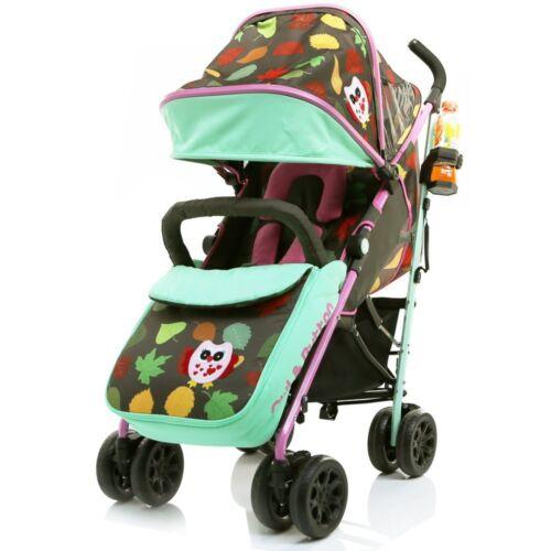 iSafe Stroller Brand New! Opt Owl /& Leaf