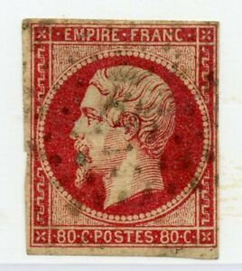 FRANCE-SCOTT-20-FINELY-USED-AS-SHOWN-CATALOGUE-VALUE-II
