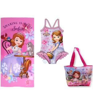 Maillot-de-bain-Princesse-sofia-Maillot-De-Bain-sofia-Disney-ensemble-plage