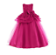 Kids-Flower-Girl-Bow-Princess-Dress-for-Girls-Party-Wedding-Bridesmaid-Gown-ZG9 thumbnail 32
