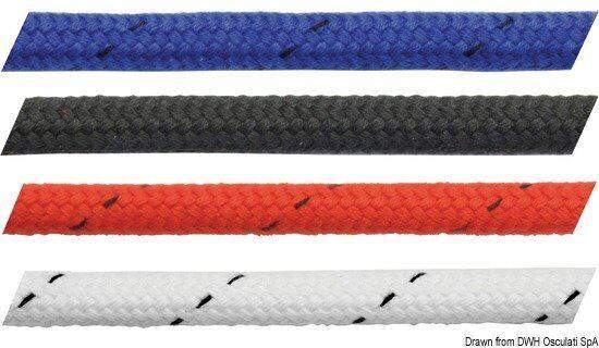 MARLOW polyest. Matt polyest. MARLOW mm 5 rot Marke Marlow 06.435.05RO 87e2ca