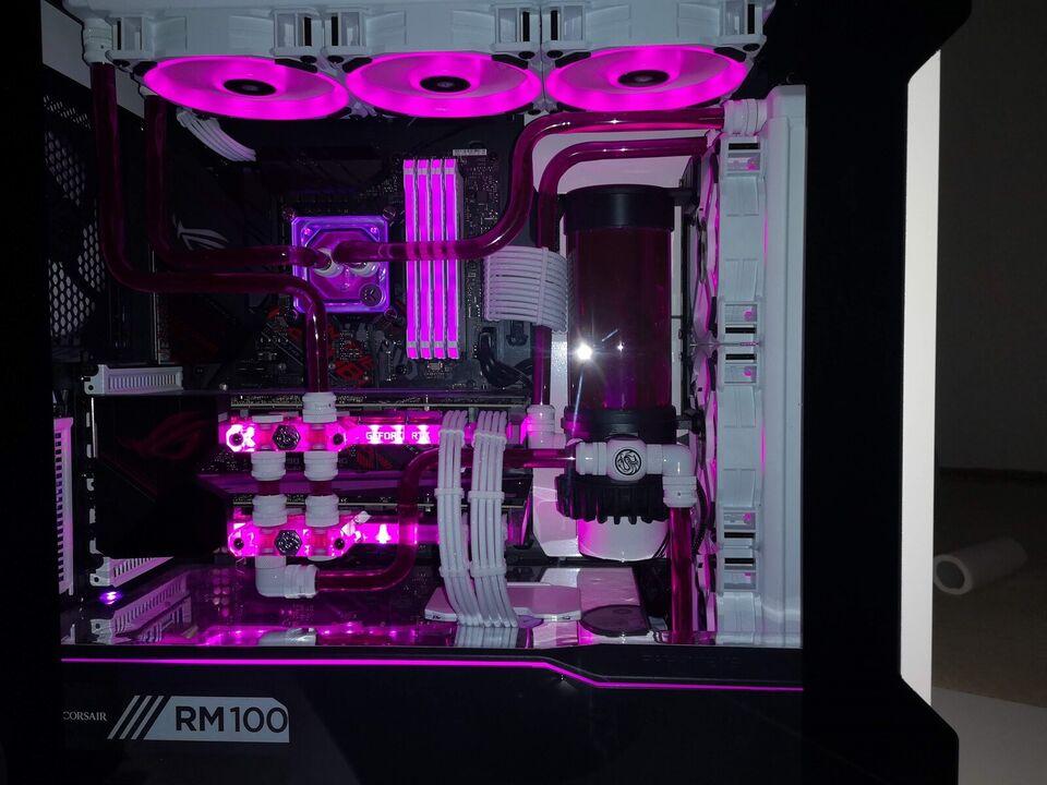 RTX 2080 Asus, 8 GB RAM, Perfekt