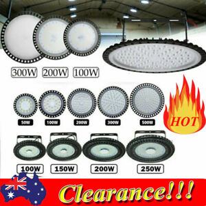LED-High-Bay-Light-50-500W-Industrial-Warehouse-Factory-Workshop-Fixture-IP65
