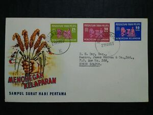 Malaysia-1963-Federation-Of-Malaya-Freedom-From-Hunger-FDC-NO-Broucher-Insert-2