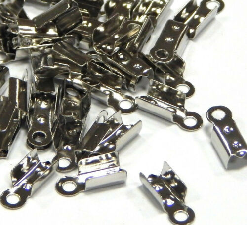 300 remates para collar pulseras tapas de metal 6mm joyas DIY m16#3