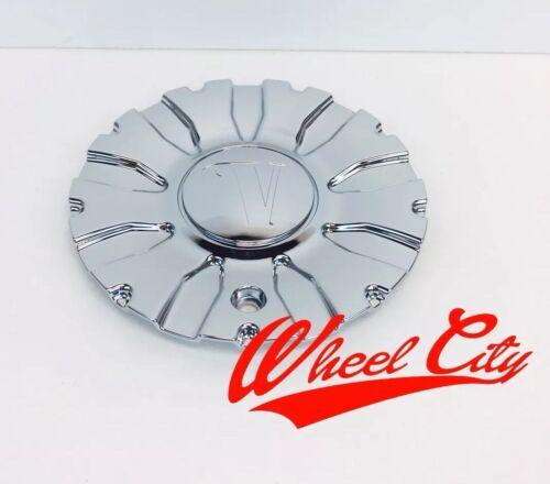 Velocity Wheel Center Cap part # CS366-2P Rim Chrome