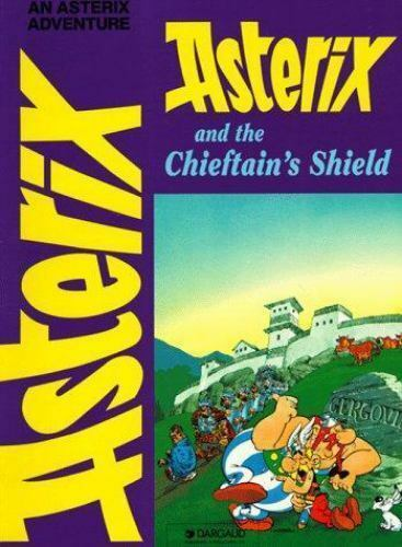 Asterix and the Chieftain's Shield (Adventures of Asterix), , Goscinny,de Goscin