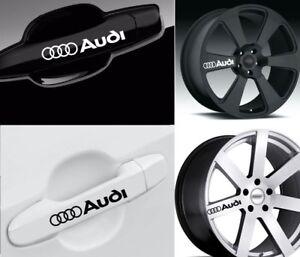 Audi-Decal-For-Wheels-and-Door-Handle-Logo-Vinyl-Stickers-Graphics-8pcs-set