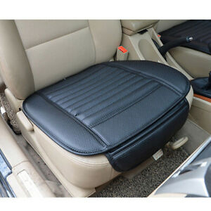 Universal-PU-Leather-Breathable-Bamboo-Car-Seat-Cover-Pad-Mat-Auto-Chair-Cushion