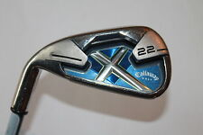 Callaway X22 Eisen 6, LH, Graphitschaft, Golfschläger (555)
