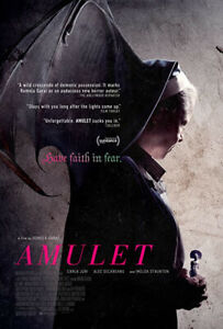 Amulet-DVD-2020-Brand-New-Free-Shipping